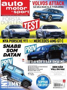 Auto Motor & Sport – 24 maj 2019