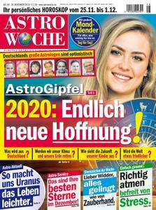 Astrowoche – 20. November 2019