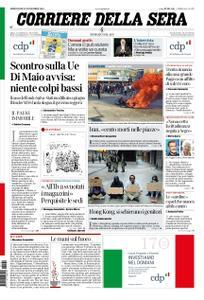 Corriere della Sera – 20 novembre 2019