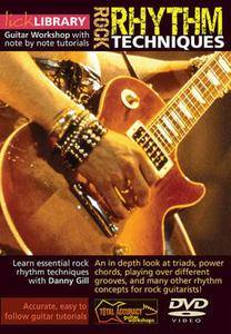 Lick Library - Rock Rhythm Techniques by Danny Gill [repost]