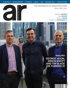 Architectural Review Asia Pacific - August/September 2021