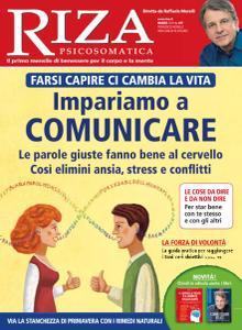 Riza Psicosomatica N.457 - Marzo 2019