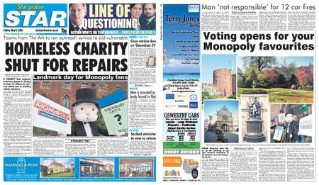 Shropshire Star Shrewsbury Edition – May 03, 2019
