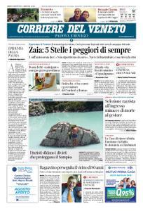 Corriere del Veneto Padova e Rovigo – 10 agosto 2019