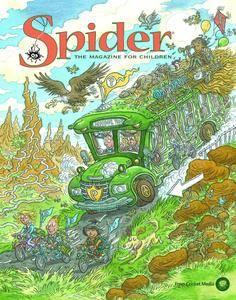 Spider  - July 2018