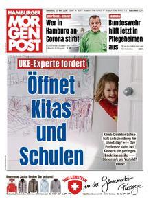 Hamburger Morgenpost – 23. April 2020