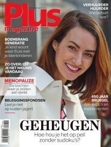 Plus Magazine Dutch Edition - April 2019