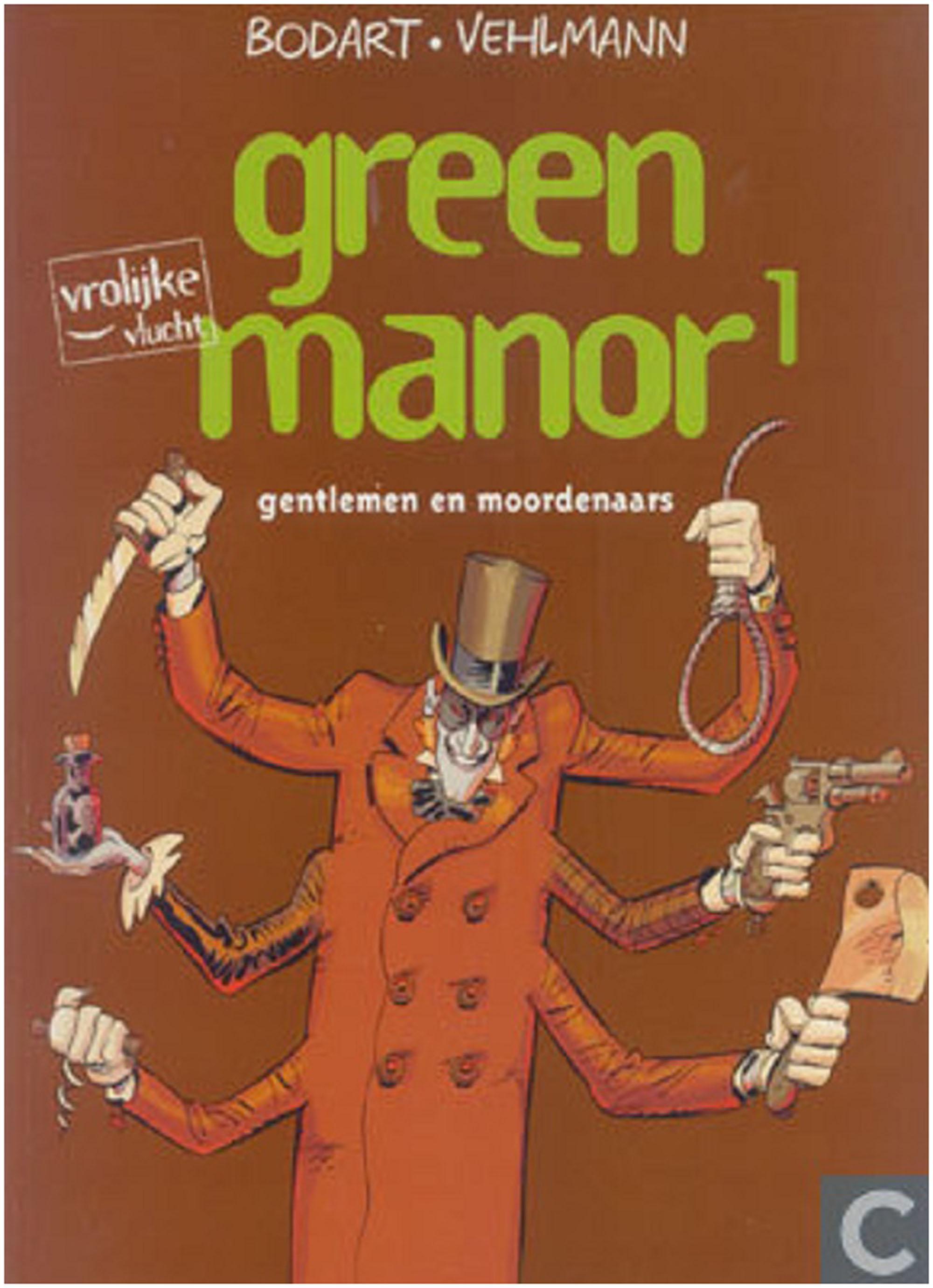 Green Manor - 01 - Gentlemen En Moordenaars