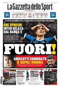 La Gazzetta dello Sport Sicilia – 11 dicembre 2019