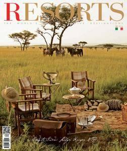 Resorts Magazine - Nr. 74, Italian Edition 2016
