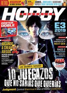 Hobby Consolas - junio 2019