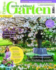 Mein schöner Garten – März 2020