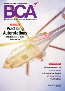 Business & Commercial Aviation - March 2019