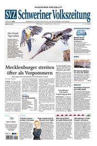 Schweriner Volkszeitung Hagenower Kreisblatt - 03. Januar 2020