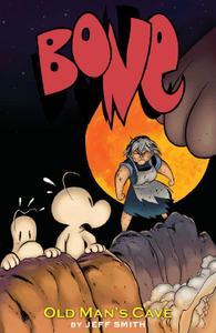 Cartoon Books-Bone Vol 06 Old Man s Cave 2014 Hybrid Comic eBook