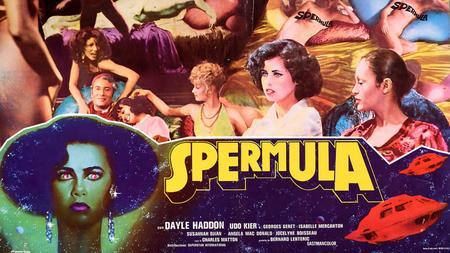 Spermula (1976) L'amour est un fleuve en Russie [Uncut]