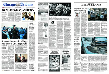Chicago Tribune – March 25, 2019