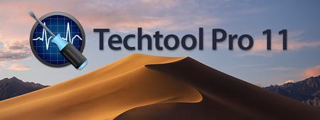 TechTool Pro 11.0.4 Build 5209 Multilingual macOS