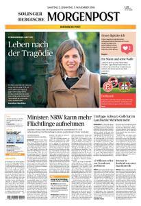 Solinger Morgenpost – 02. November 2019