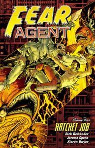 Fear Agent Vol 04 - Hatchet Job 2008 digital