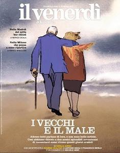 Il Venerdi di Repubblica - 24 Aprile 2020