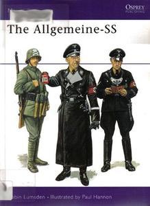 The Allgemeine-SS (Men-at-Arms Series 266)