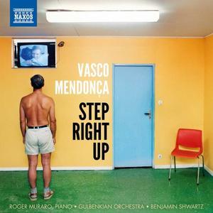 Roger Muraro, Gulbenkian Orchestra feat. Benjamin Shwartz - Step Right Up (2019)