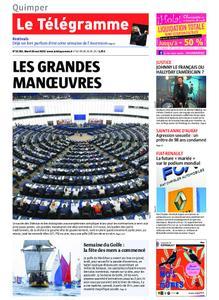 Le Télégramme Quimper – 28 mai 2019