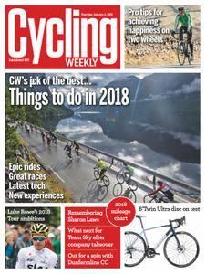 Cycling Weekly - January 05, 2018