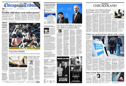 Chicago Tribune – October 22, 2018