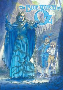 IDW-The Blue Witch Of Oz 2011 Hybrid Comic eBook