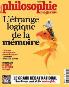 Philosophie Magazine France - Mars 2019