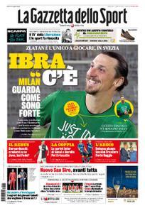 La Gazzetta dello Sport Roma – 25 aprile 2020