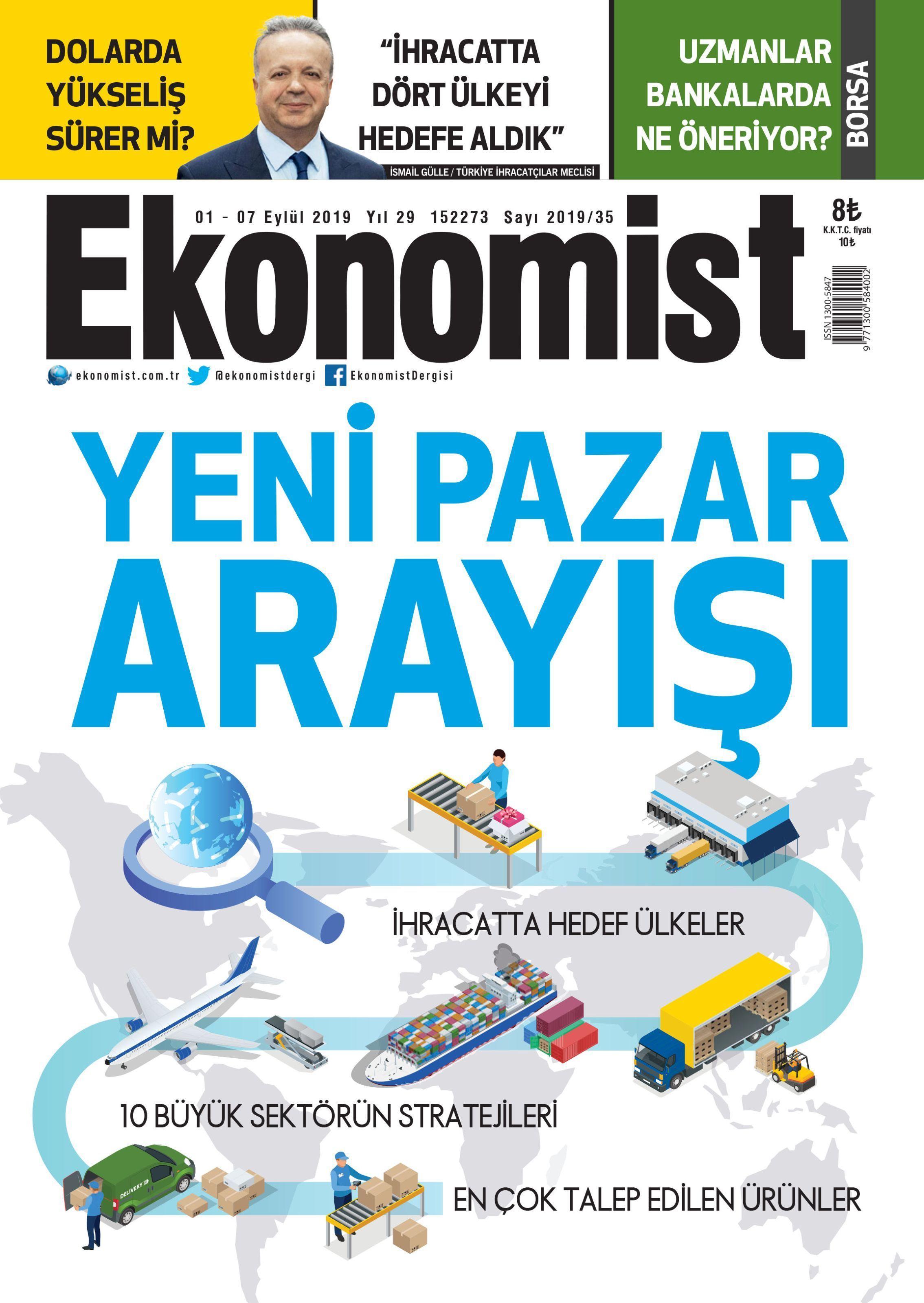 Ekonomist – 30 Ağustos 2019