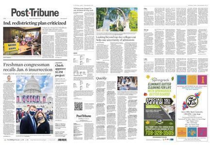 Post-Tribune – September 17, 2021