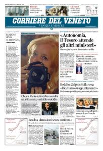 Corriere del Veneto Venezia e Mestre – 05 marzo 2019
