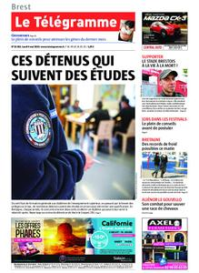 Le Télégramme Brest – 06 mai 2019