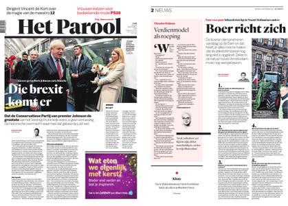 Het Parool – 13 december 2019