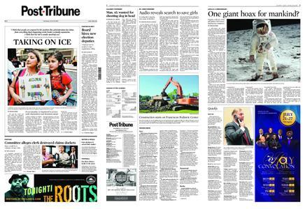 Post-Tribune – July 20, 2019
