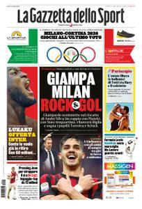 La Gazzetta dello Sport Sicilia – 24 giugno 2019