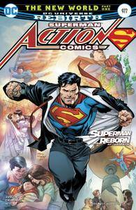 Action Comics 977 2017 2 covers Digital Zone-Empire