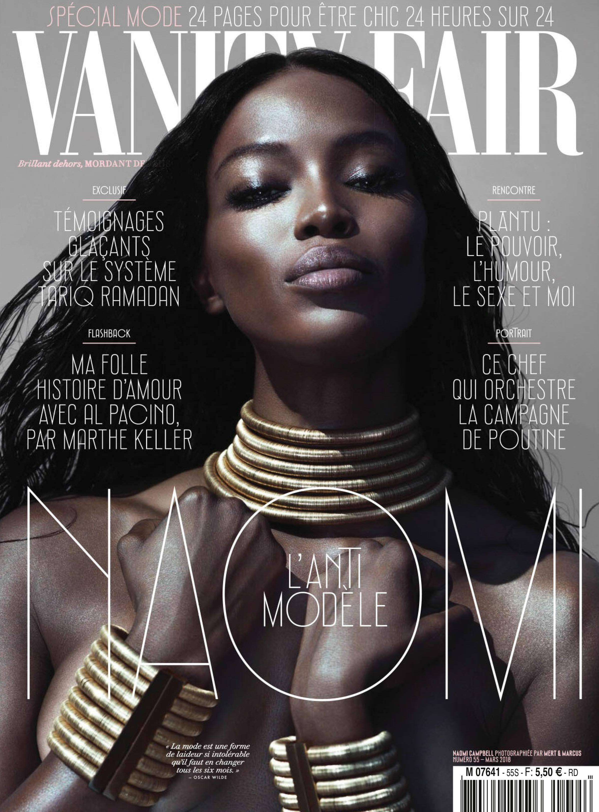 Vanity Fair France - mars 2018