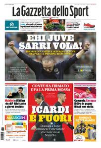 La Gazzetta dello Sport Sicilia – 30 maggio 2019