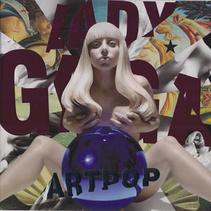 Lady Gaga - Artpop (2013) [Japanese Deluxe Edition]