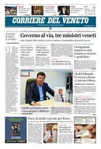 Corriere del Veneto Vicenza e Bassano - 1 Giugno 2018