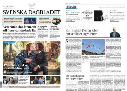 Svenska Dagbladet – 31 maj 2019