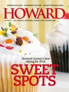 Howard Magazine - November 2016