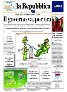 la Repubblica – 31 maggio 2019