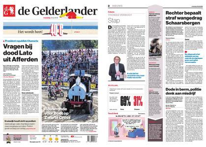 De Gelderlander - Rijk van Nijmegen – 22 juli 2019