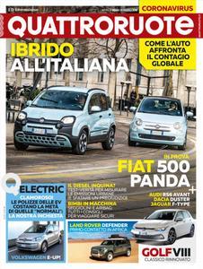 Quattroruote Italia - aprile 2020